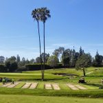 drainage installation at Wilshire coutnry club courtesy of XGD systems