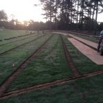 maintenance of fairway drainage