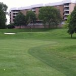 green golf fairway improvements