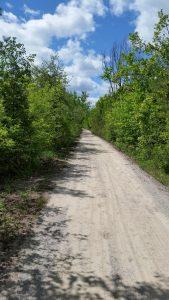 trail on Caledon Trailway