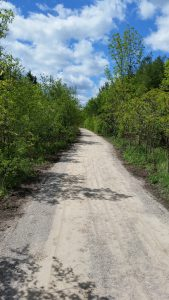 gravel on caledon trailway