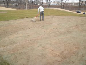 XGD systems land prep for drainage