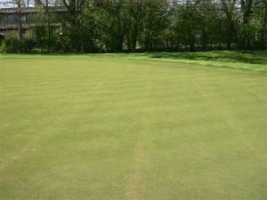 golf green updates at Merion