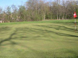 Merion golf hole