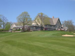 Merion clubhouse