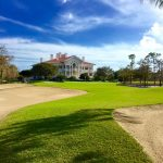 clubhouse at Naples National Golf Club