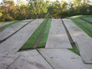 Oakmont country club drainage setting